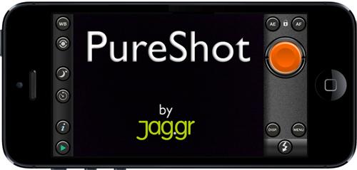 PureShot: продвинутая фотосъемка на iPhone